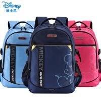 书包小学生迪士尼米奇男童3-5年级4-6女童双肩包休闲韩版儿童书包
