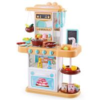 儿童厨房玩具套装过家家女孩做饭男孩炒菜煮饭女童厨具3-5-6-8岁