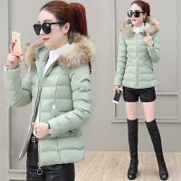 短款羽绒女装冬季2010新款潮冬装棉袄外套小个子棉衣