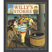 Where's Willy: Willy's Stories威利的故事ISBN9781406351613