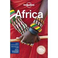 英文原版 孤独星球多国旅行指南:非洲 第14版 Lonely Planet Africa