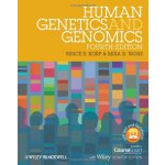 Human Genetics and Genomics, Includes Wiley E-Text [ISBN: 9