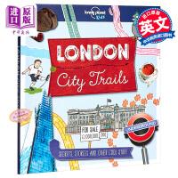 【中商原版】伦敦:城市小径(版) 英文原版 london: city trails