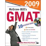 McGraw-Hill's GMAT with CD-ROM, 2009 Edi