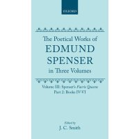 【预订】Spenser's Faerie Queene 9780199679706