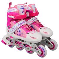 ENPEX/乐士铝架闪光轮溜冰鞋 欢乐无限MS169