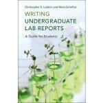【预订】Writing Undergraduate Lab Reports: A Guide for Students