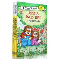 Little Critter 小怪物系列 9本套装 汪培�E阶段 My First I Can Read 适合3-6岁的宝宝 送音频Just a Little Love What a Good Kit
