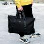 【1件2.5折】卡帝乐鳄鱼旅行包手提运动健身包男士大容量行李包出差单肩旅行袋