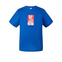 【夏清仓1件3.5折价:41.65】361°361度童装 男童T恤2021年夏季新品中大童短袖针织衫N52121215