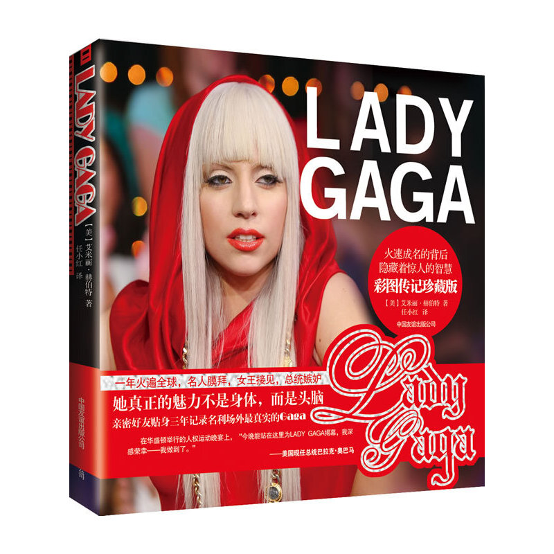 LADY GAGA(流行音乐新天后,超越麦当娜的传奇:她真正的魅力不是身体,而是精明的头脑。奇迹是这样炼成的!)