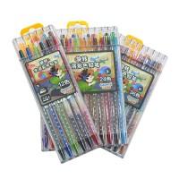 晨光文具 彩色铅笔12/24/36色 学生创意盒装涂鸦笔绘图笔 画画填色笔