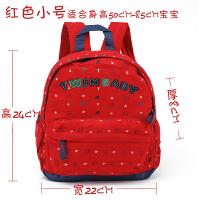 ?2018新款韩版幼儿园书包儿童防背包零食包旅游包双肩包潮包新款幼儿园小中大?
