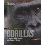 Face to Face with Gorilas (National Geographic Kid) 美国国家地理面对面丛书:与大猩猩面对面 ISBN9781426304064