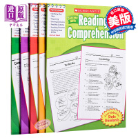 学乐助你成功3级系列5册Scholastic Success with Math,Grade3