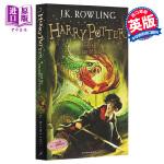 英文原版 哈利波特与密室 Harry Potter and the Chamber of Secrets 哈利波特 2
