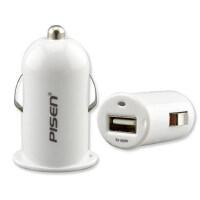 品胜 苹果iphone4/4S/5/5C/5S车载 点烟器 USB 爱车充 汽车充电器
