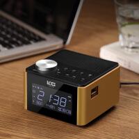 闹钟智能H70家用音乐音响音箱无线蓝牙插卡迷你手机超重低音炮小