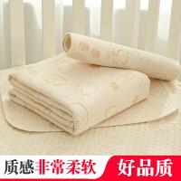 柔软隔尿垫大号婴儿童棉透气可洗防尿垫子床单床笠床罩大床夏天
