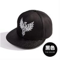 女款 嘻哈帽棒球帽韩 版潮时尚刺绣平檐太阳帽鸭舌帽