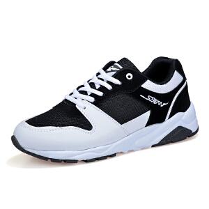 女鞋跑步鞋女新款情侣网面休闲鞋男旅游运动鞋女