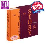 【中商原版】艺术的故事(豪华版)英文原版 The Story of Art 贡布里希 艺术史教科书 西方艺术史的圣经