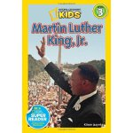英文原版 美国国家地理少儿版系列 National Geographic Readers: Martin Luther