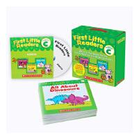 英文原版 First Little Readers C 25书+正版CD小读者系列Scholastic学乐阅读入门 3
