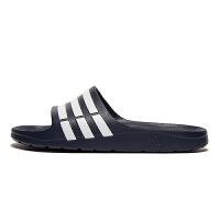 Adidas阿迪达斯 男鞋女鞋 2018新款防滑休闲游泳沙滩拖鞋 G15892