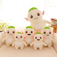 创意毛绒玩具公仔布娃娃韩国可爱超萌抱枕儿童玩偶生日礼物送女孩