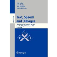 Text, Speech and Dialogue: 15th International Conference, T