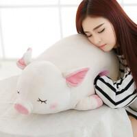 可爱猪公仔暖手捂玩偶睡觉暖手抱枕捂手枕趴趴毛绒玩具女生娃娃萌