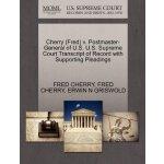 Cherry (Fred) v. Postmaster-General of U.S. U.S. Supreme Co