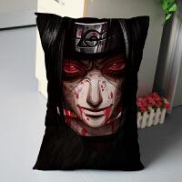 火影忍者动漫抱枕宇智波鼬抱枕头靠枕套靠垫周边礼物 款式