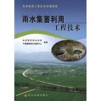 雨水集蓄利用工程技术 黄河水利出版社