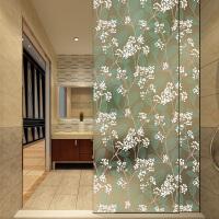 磨砂玻璃贴膜 卫生间遮阳窗户贴纸 浴室防水透光不透明窗花纸