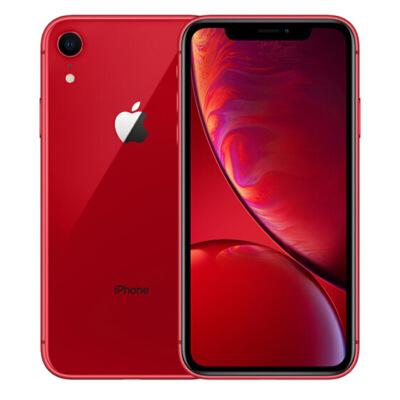 Apple iPhone XR 128G 红色 支持移动联通电信4G手机国行正品,可使用礼品卡支付