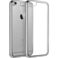 【当当自营】 ESR亿色 iPhone6s Plus/6 Plus手机壳 电镀边框软壳 初色晶耀系列 流星银