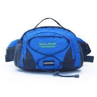 男女户外腰包 多功能 大容量 登山水壶挂包 旅游骑行收纳包运动斜跨包
