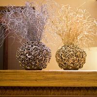 欧式家居装饰品摆件 客厅电视柜玄关摆设 现代简约创意陶瓷工艺品