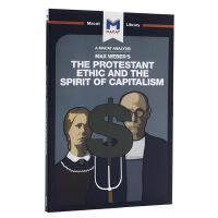 【中商原版】新教伦理与资本主义精神 MACAT解读系列 英文原版 Protestant Ethic and the S