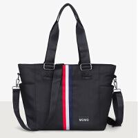 女包包防水尼龙布韩版单肩手提包大包