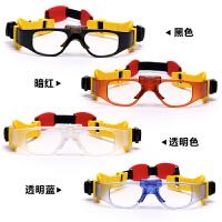 儿童篮球眼镜运动近视眼镜足球眼镜架韩国材质SKY系列