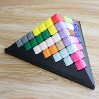 小乖蛋 智能金字塔 空间思维训练益智玩具智力立体魔珠金字塔游戏