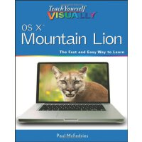 Teach Yourself VISUALLY OS X Mountain Lion [ISBN: 978-11184
