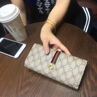 ?新款手拿钱包女长款时尚个性皮夹韩版容量手机钱夹潮?