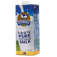 【春播】澳大利亚德运全脂纯牛奶1L