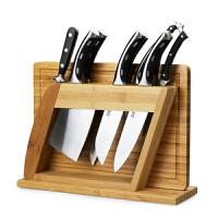 德世朗 德国进口钼钒钢厨房刀具10件套菜刀套装套刀 LY-TZ001-10B