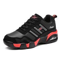 秋季跑步鞋女士单鞋新款时尚旅游鞋气垫运动男鞋减震情侣单鞋