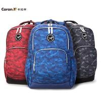 【限时1件5折】卡拉羊双肩包男小学生初中高中学生书包背包时尚潮流大容量CX5970